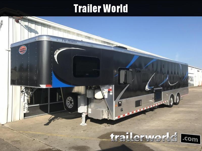2019 Sundowner Aluminum 2286GM 40' Pro Series Toy Hauler Trailer