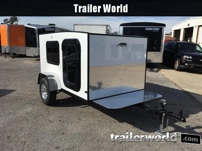 2016 Caron Escape 5 x 8 Camping Trailer