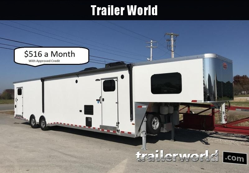 2019 Sundowner 2286GM 42' *NEW MODEL* Toy Hauler Trailer