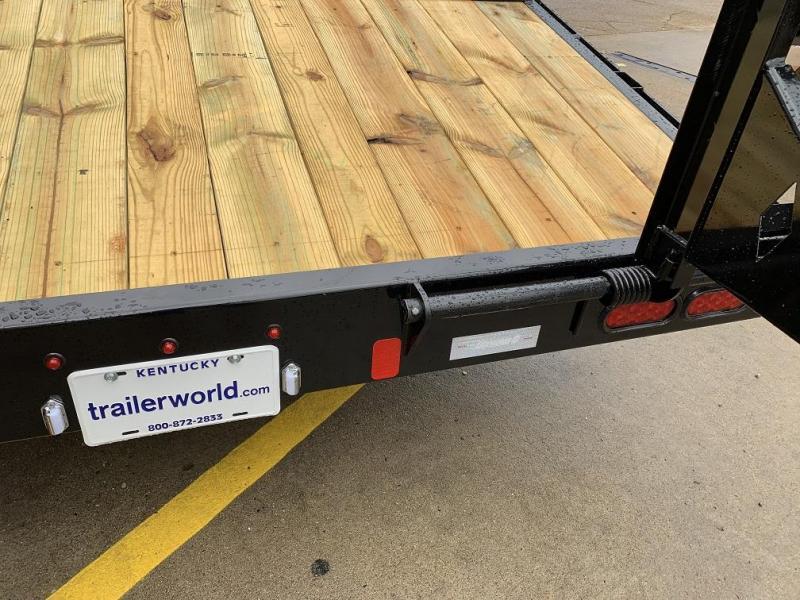 2019 Diamond C DEC 24' Deck Over Equipment Trailer
