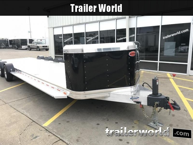 2019 Sundowner 36' Open Aluminum 2 Car Hauler Trailer