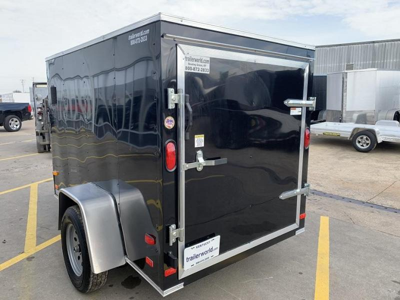 2019 CW 5' x 8' x 5' Enclosed Cargo Trailer