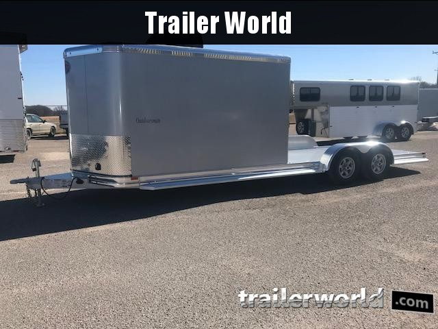 2019 Sundowner Outdoorsman Aluminum Enclosed / Open Trailer