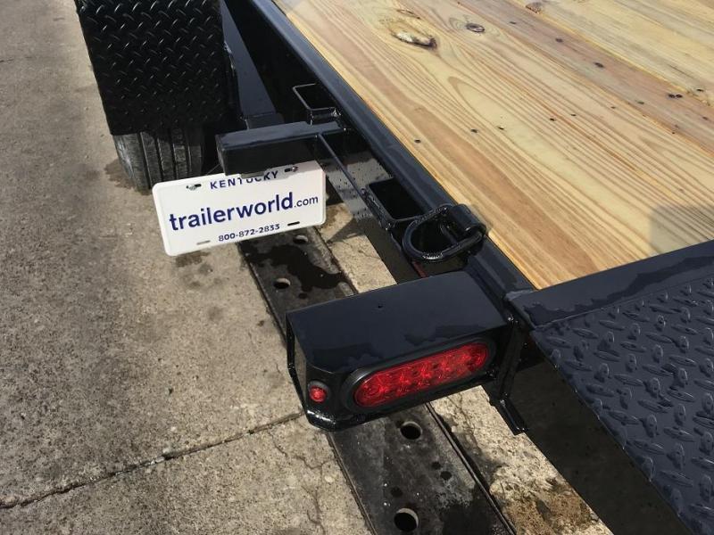 2019 Sure-Trac 22' 16' Tilt Bed + 6'  14k GVWR Trailer 17.5 Tires