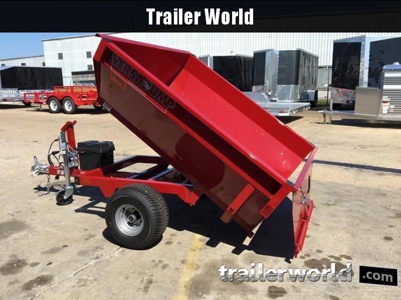 2017 Midsota Mini Dump Trailer