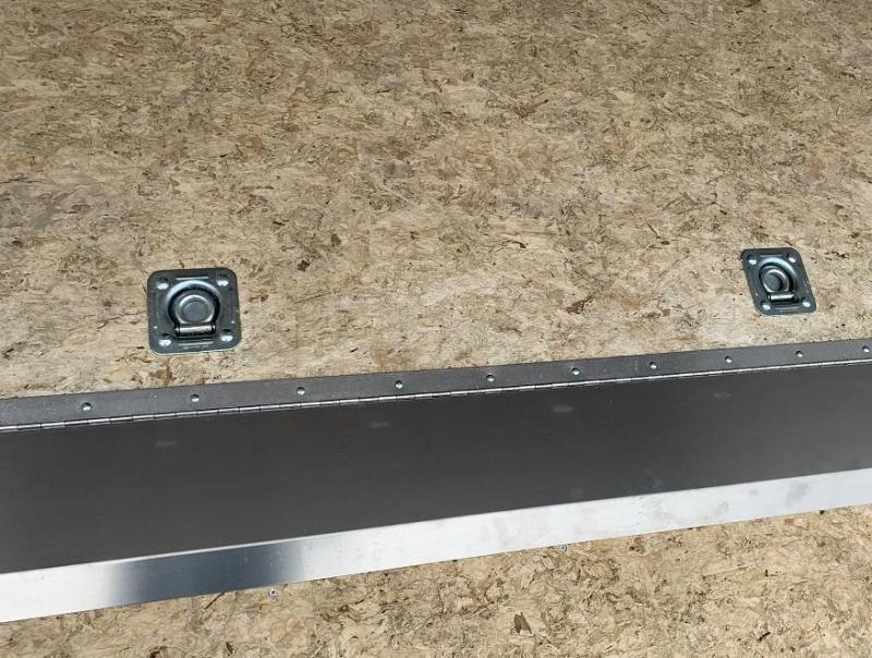 2019 Haulmark HAUV8.5x24WT3 8.5' x 24' Aluminum Enclosed Car Trailer
