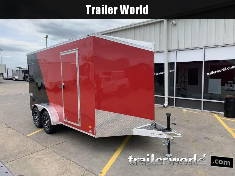 2020 Bravo SSAC 7' x 14' x 6.5' Aluminum Enclosed Cargo Trailer