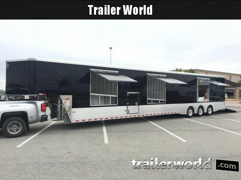 Gooseneck Car / Racing Trailers for sale | Gooseneck Car