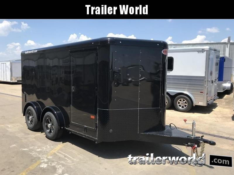 2019 Sundowner  7.5' x 14' Aluminum Enclosed Motorcycle Trailer