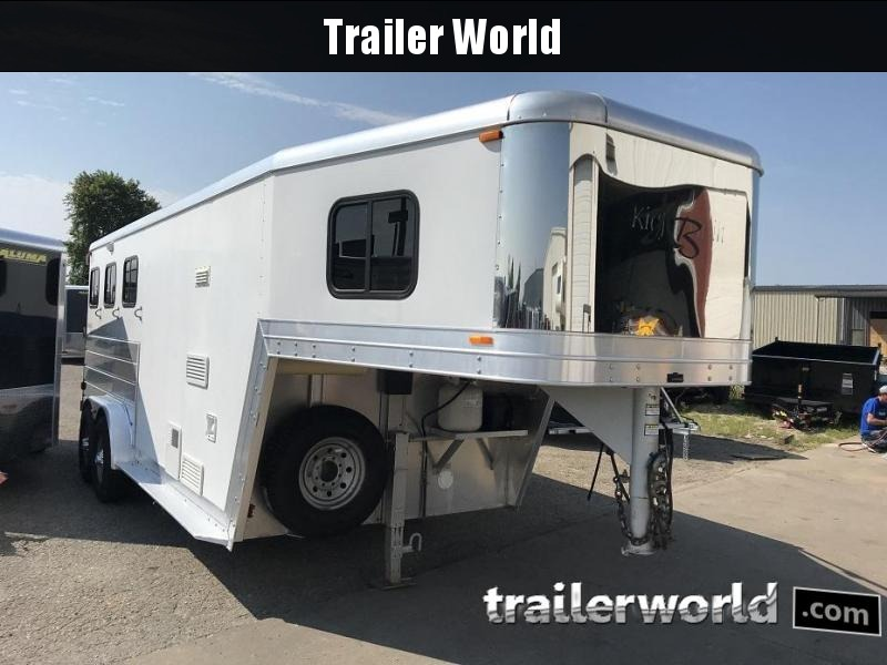 cato cimarron trailers hart trailers and kiefer built horse rh horsetrailers net Trailer Brake Wiring Diagram Typical Trailer Wiring Diagram : wiring-diagram-for-stock-trailer - Color Castles