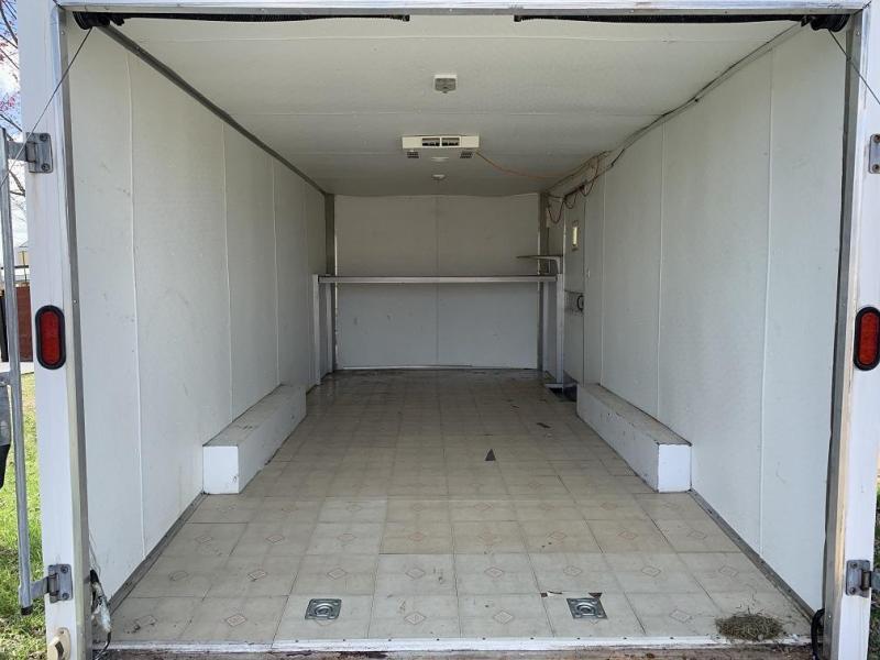 2007 Haulmark 18' Enclosed Cargo Trailer Insulated w/ AC