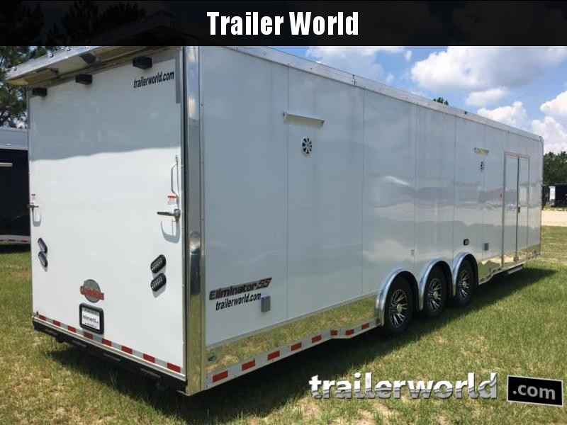 2020 Cargo Mate 32' Eliminator Race Trailer
