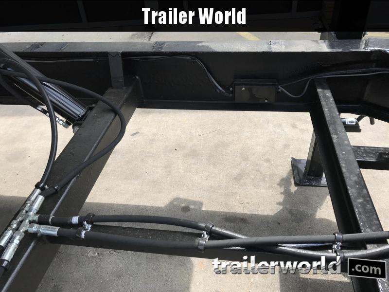 2020 Sure-Trac 22' Deck Over Tilt bed Gooseneck Equipment Trailer