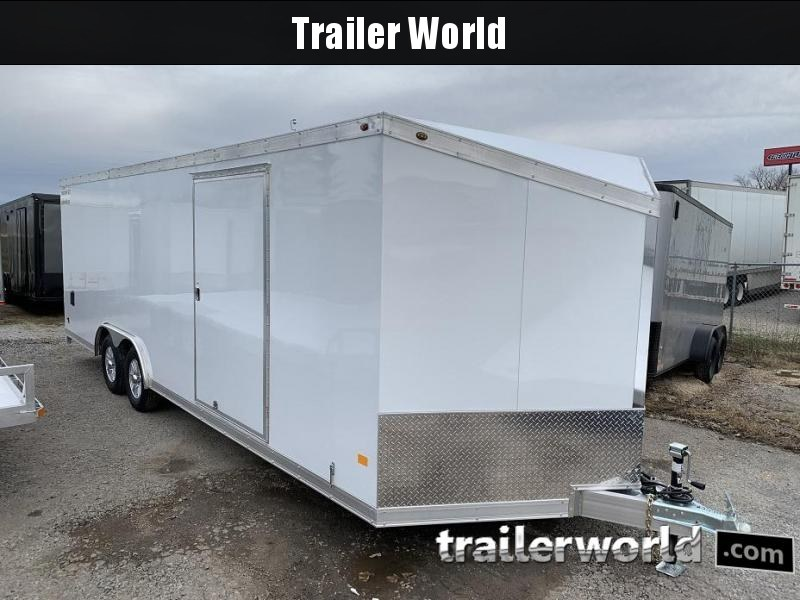 2019 Haulmark HAUV8.5x24WT3 8.5' x 24' Aluminum Enclosed Car Trailer in Ashburn, VA