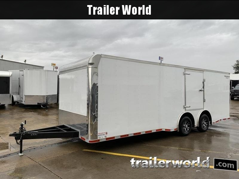 2019 Lark 24' Enclosed Car / Race Trailer