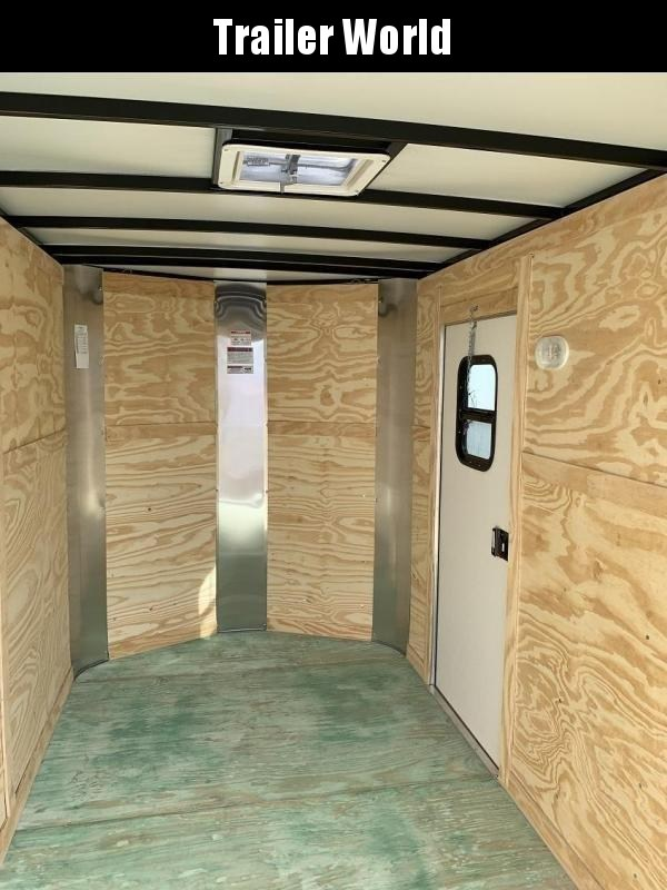 2019 Arising 6 x 12 x 7 Enclosed Cargo Trailer w/ Windows
