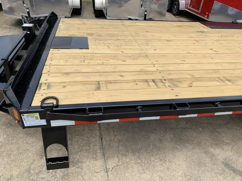 2019 Sure-Trac 102 x 22' Deckover Power Tilt  BP 15K GVWR