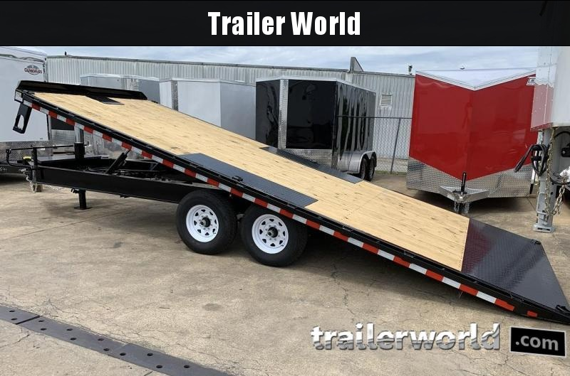 2019 Sure-Trac 102 x 22' Deckover Power Tilt  BP 15K GVWR
