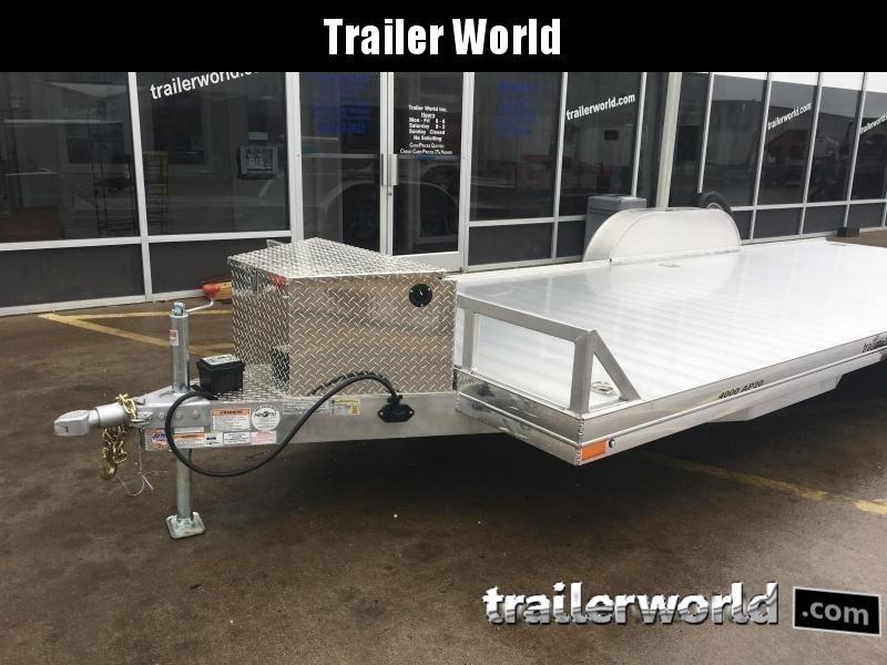 2019 Sundowner 4000AP - 24' Aluminum Open Car Hauler Trailer