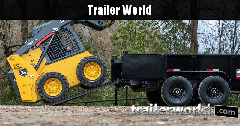 2020 Big Tex Trailers 14LP-14' Low Profile Dump Trailer w/ TARP