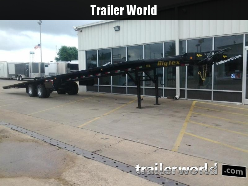 2019 Big Tex Trailers 20AC 51' 3 Car Wedge Trailer Transporter
