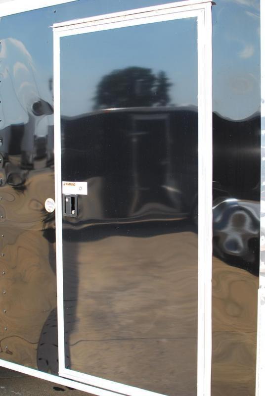 """2018 ARI 7' x 16' x 6'3"""" Vnose Enclosed Cargo Trailer"""