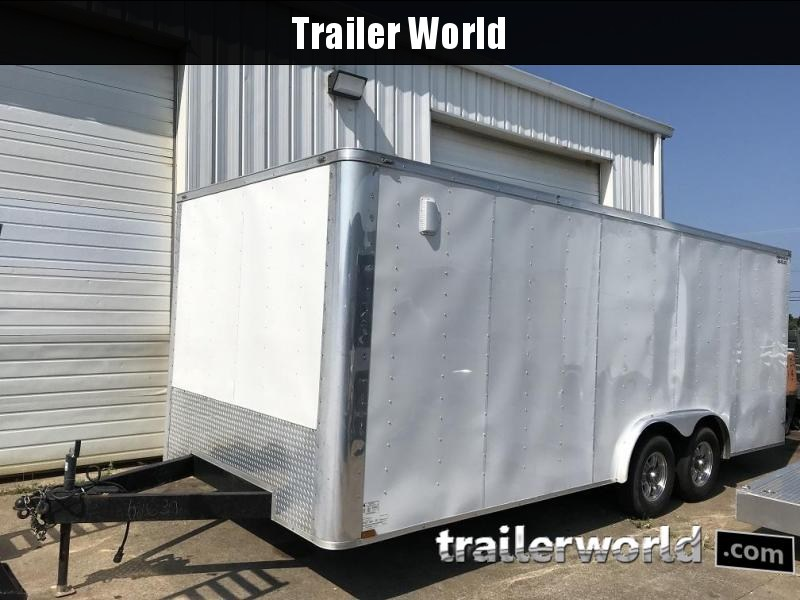 2017 Lark 8.5' x 20'  Enclosed Car Trailer