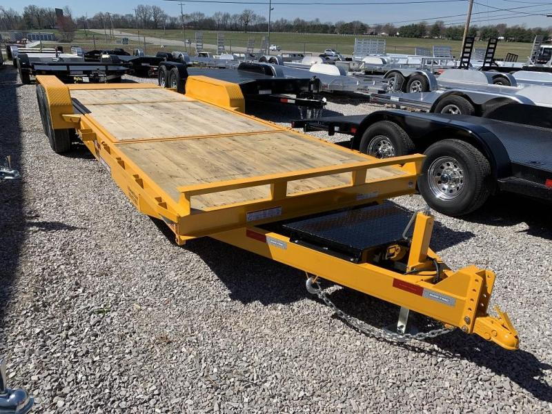 2019 Sure-Trac 16 + 6 Tilt Bed Equipment Trailer 14K GVWR in Ashburn, VA