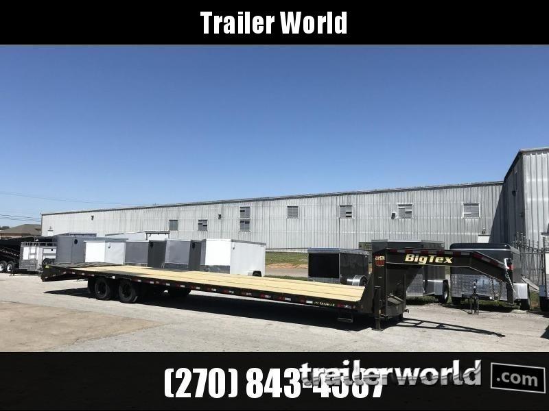 2019 Big Tex Trailers 22GN-35' + 5'  Gooseneck 23900 GVWR Trailer