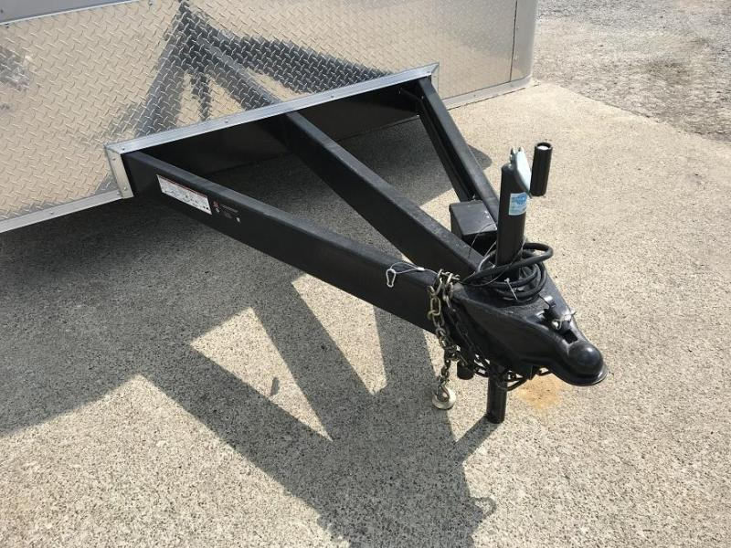 2018 Lark 24' Enclosed Car Trailer 10k GVWR