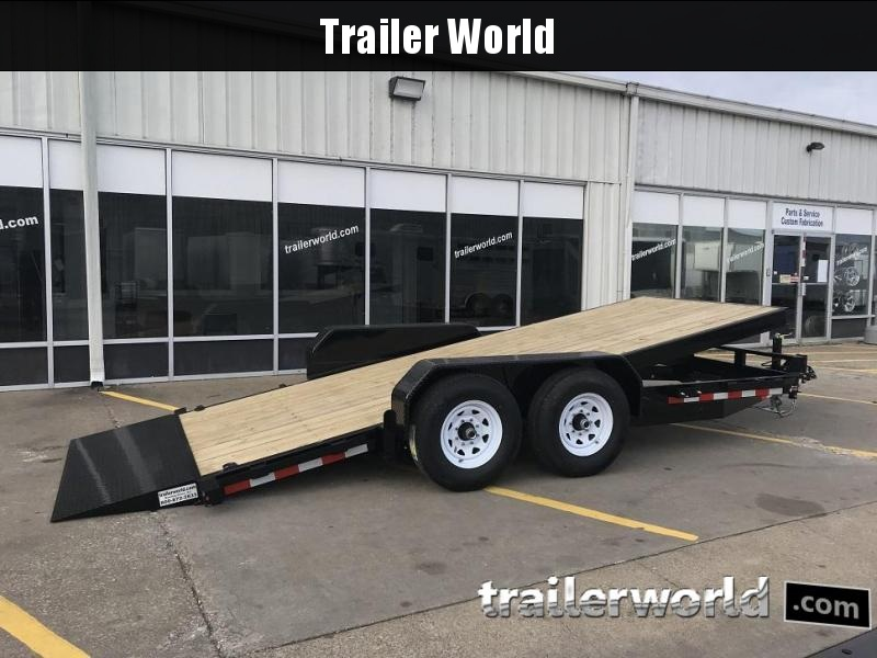 2019 Sure-Trac 18' Tilt Bed Equipment 14k GVWR