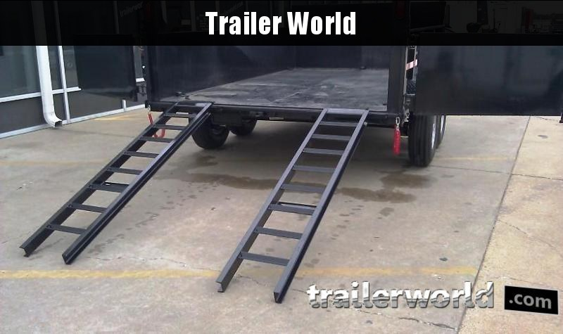 2019 QS 12' Dump Trailer 12K GVWR w/ Ramps in Ashburn, VA
