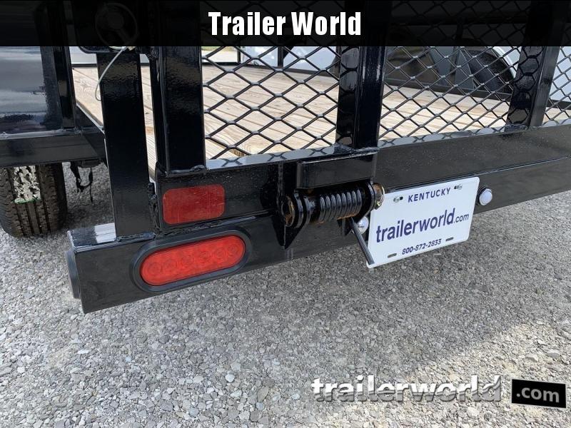 2019 Big Tex 30SA 5' x 10' Utility Trailer