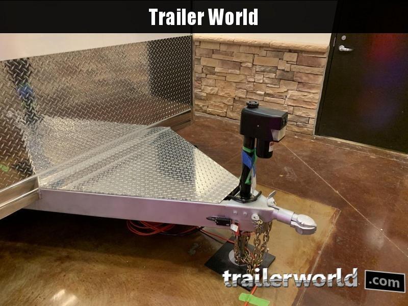 2020 Sundowner Trailers Open Track Car / Racing Trailer
