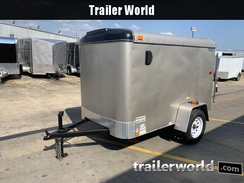 2009 Interstate 5 x 8 x 5 Enclosed Cargo Trailer