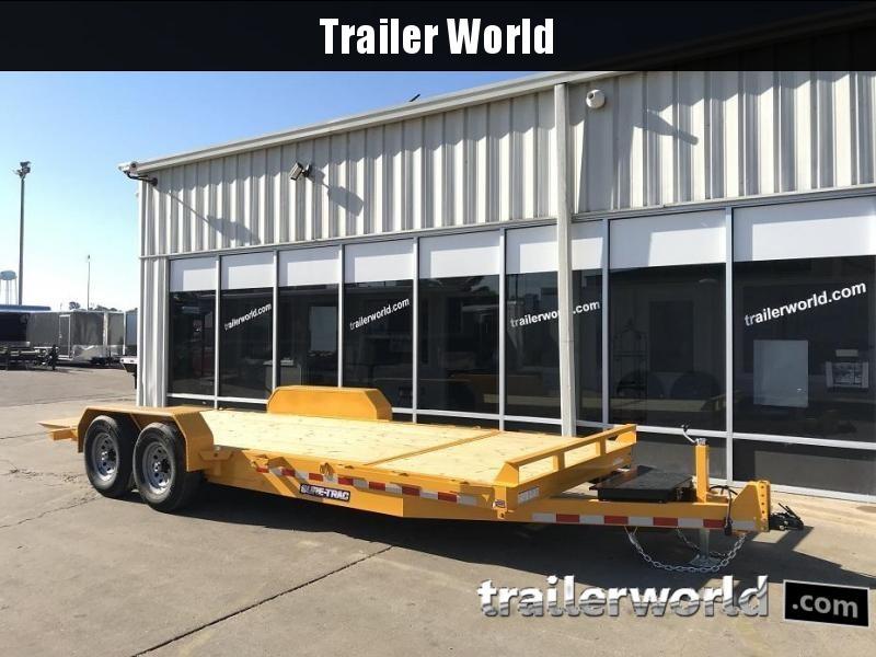 2019 Sure-Trac 18 + 4 Tilt Bed Equipment 14K GVWR