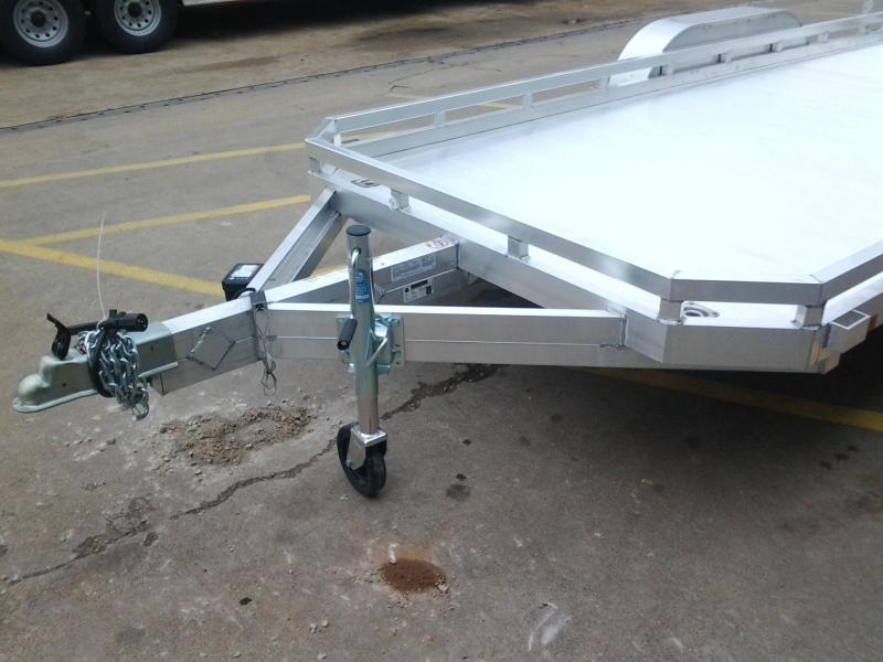 2020 Aluma 7816B  Aluminum Open Car Hauler