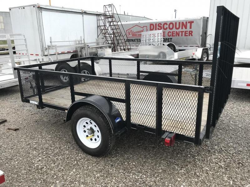 2018 Carry-On 6x10 Utility Trailer