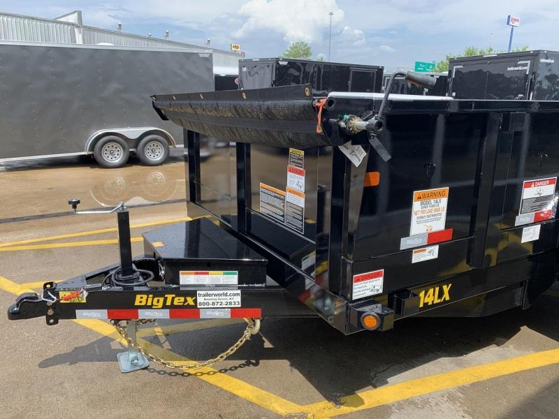 2020 Big Tex Trailers 14LX-14' Dump Trailer w/ TARP