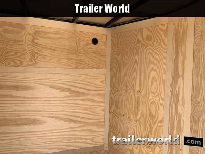 "2020 Continental Cargo 7' x 14' x 6'3"" Vnose Enclosed Cargo Trailer"