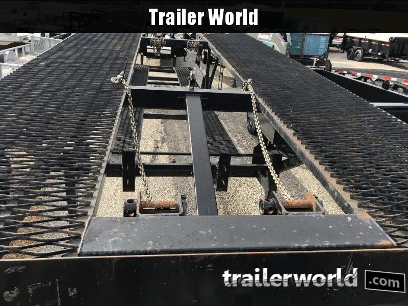 2016 Kaufman Trailers Double Deck Mini 5 Car Hauler Trailer