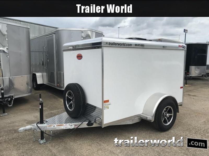 2019 Sundowner 5' x 8' MINIGO Aluminum Enclosed Cargo Trailer