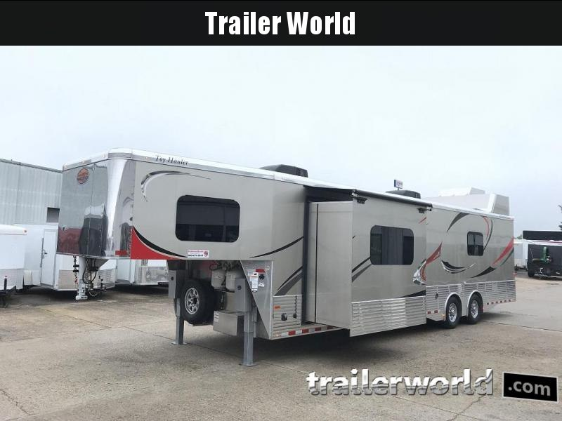 2019 Sundowner Aluminum 2286SGM 40' Pro Series Toy Hauler Trailer
