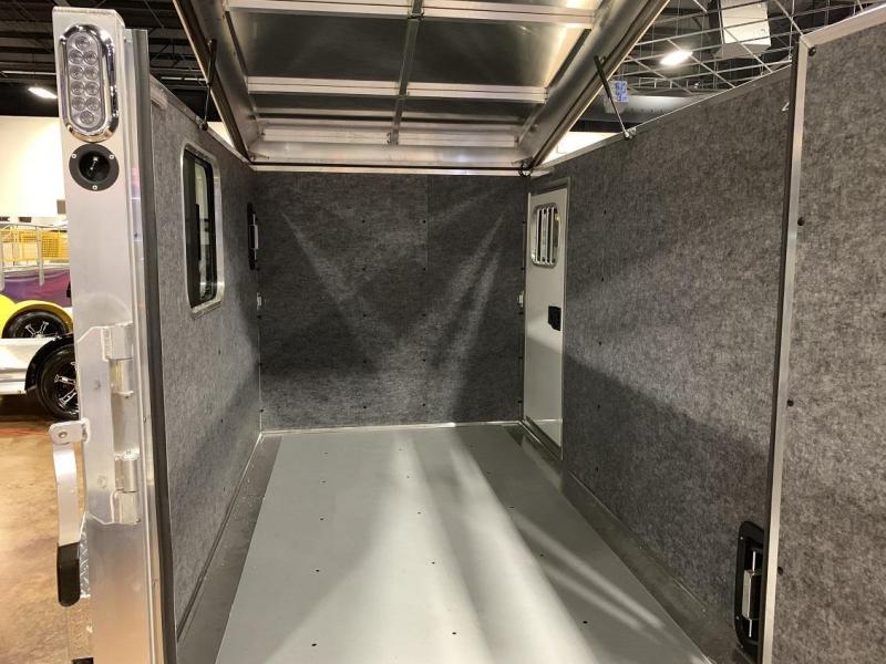 2020 Sundowner 5' x 8' x 5' Custom MINI GO Enclosed Aluminum Cargo Trailer