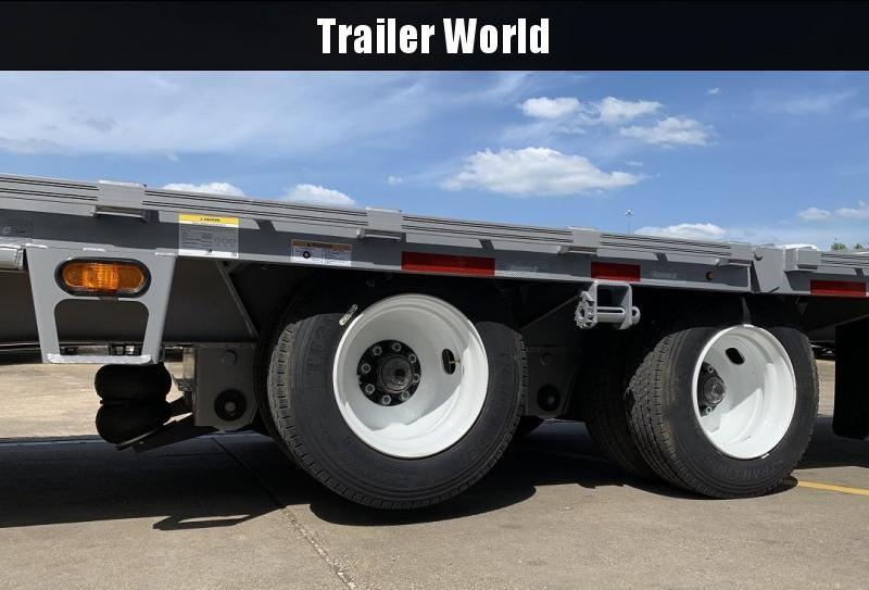 2019 Diamond C FMAX212 40' Hydraulic Dovetail HOT SHOT Trailer AIR RIDE