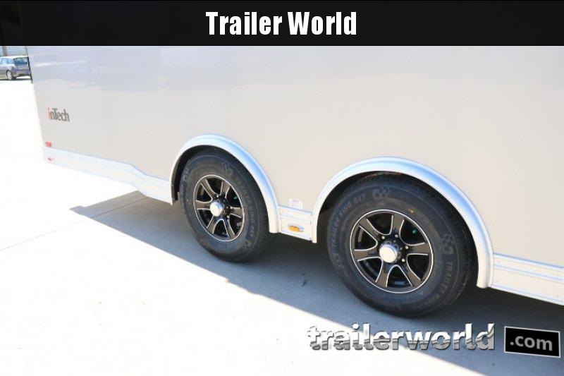 2019 inTech Aluminum 22' Show Car Trailer