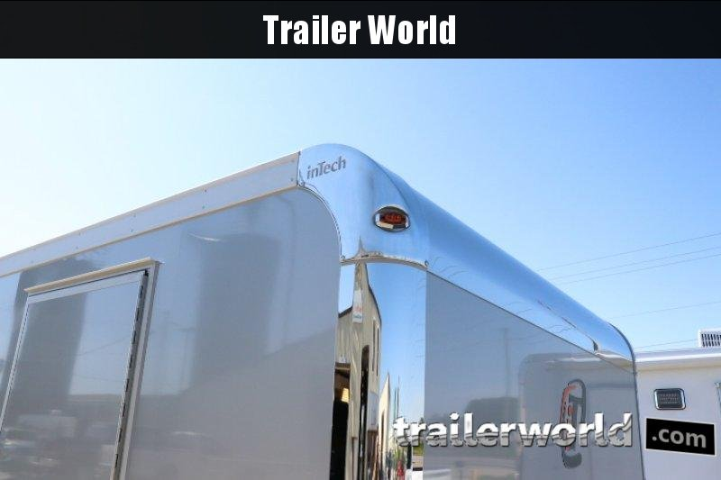 2019 inTech Aluminum 22' Show Car Trailer