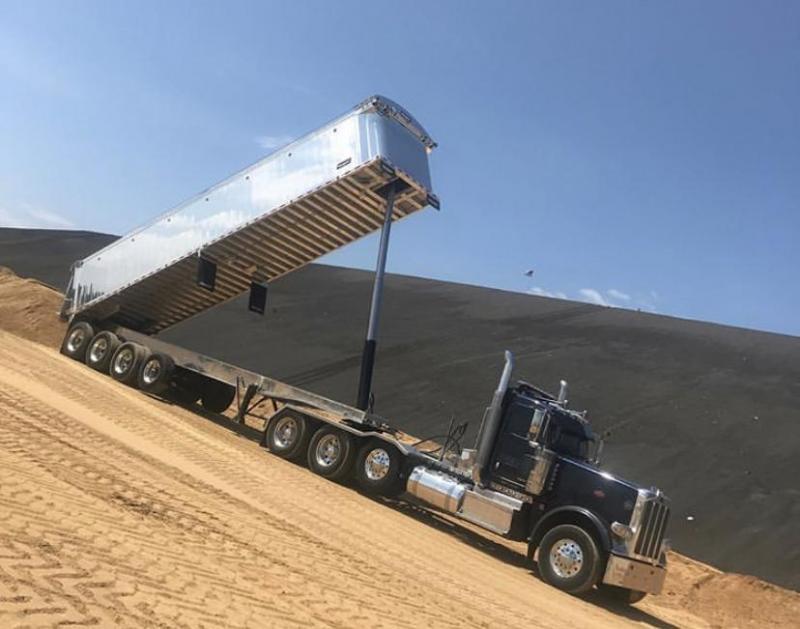 2019 Diamond C LPT 16' SUPER Gooseneck Dump Trailer Low Profile Commercial Grade 20000 GVWR