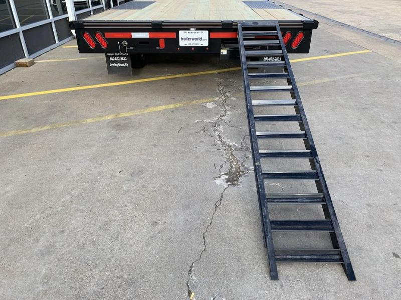 2019 Diamond C DEC207 16' Deck Over Equipment Trailer