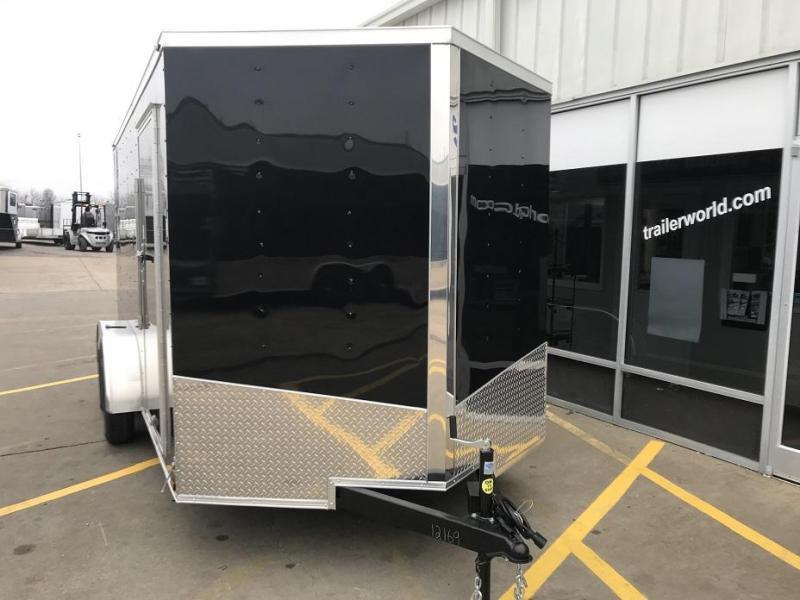 2019  Enclosed Cargo Trailer 7' x 14' x 6.6' Vnose